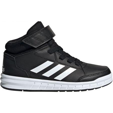 Detská voľnočasová obuv - adidas ALTASPORT MID K - 1