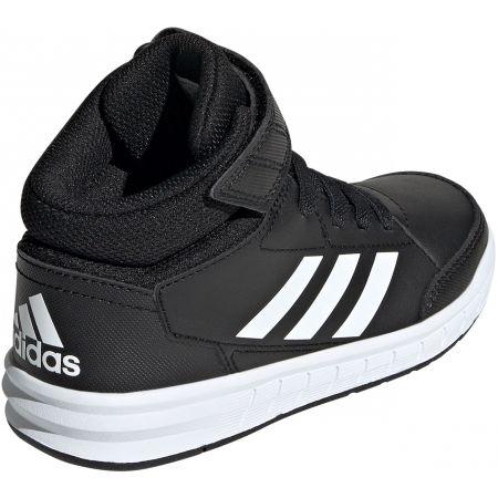 Obuwie miejskie dziecięce - adidas ALTASPORT MID K - 3
