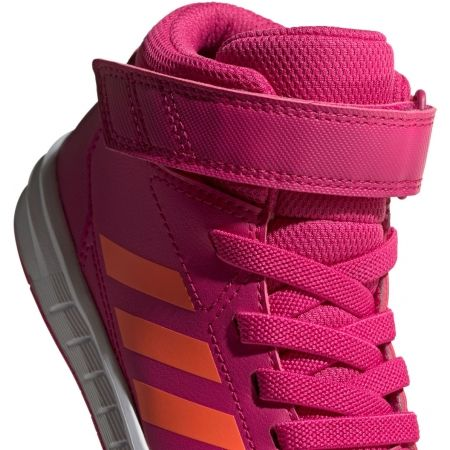 Detská voľnočasová obuv - adidas ALTASPORT MID K - 7