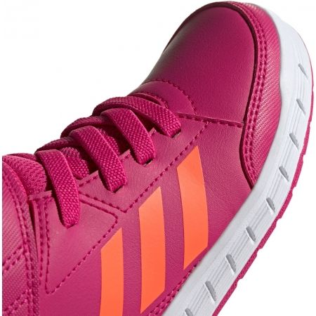 Detská voľnočasová obuv - adidas ALTASPORT MID K - 9