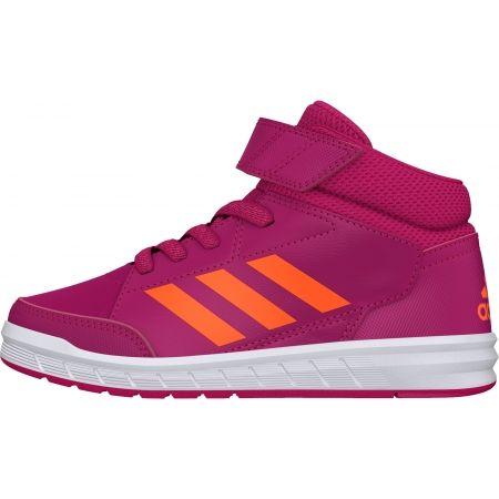 Detská voľnočasová obuv - adidas ALTASPORT MID K - 4