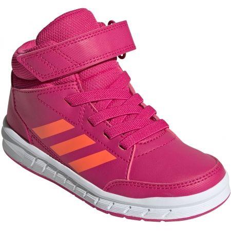 Detská voľnočasová obuv - adidas ALTASPORT MID K - 2