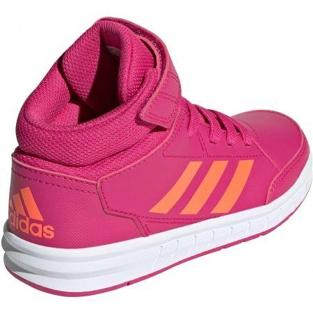 Detská voľnočasová obuv - adidas ALTASPORT MID K - 3