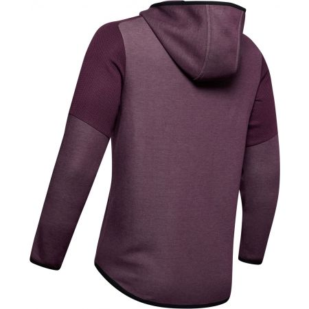 Men's hoodie - Under Armour UNSTOPPABLE MOVE LIGHT FZ - 2