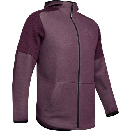 Under Armour UNSTOPPABLE MOVE LIGHT FZ - Men's hoodie