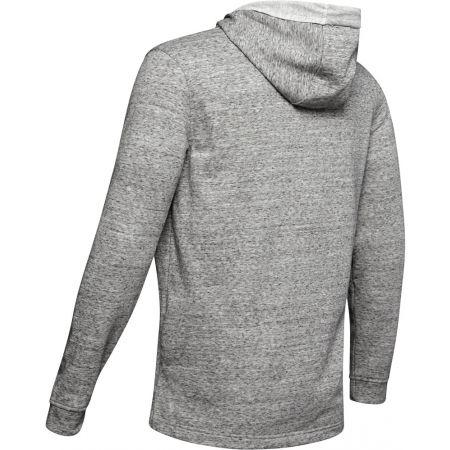 Men's hoodie - Under Armour SPORTSTYLE TERRY LOGO HOODIE - 2
