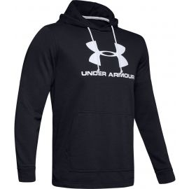Under Armour SPORTSTYLE TERRY LOGO HOODIE - Мъжки суитшърт