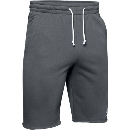 Under Armour SPORTSTYLE TERRY SHORT - Pánske šortky