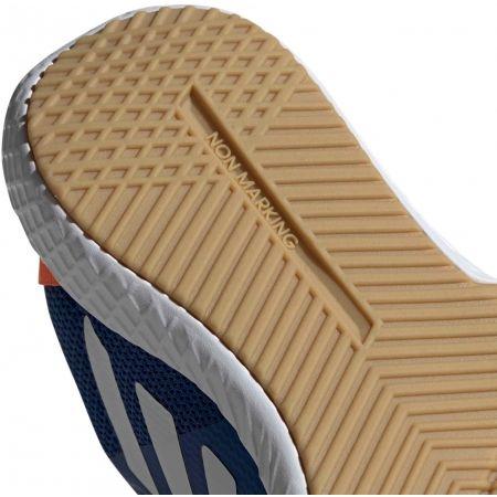 Dětská sálová obuv - adidas FORTAGYM CF K - 7