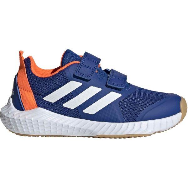 adidas FORTAGYM CF K - Detská halová obuv
