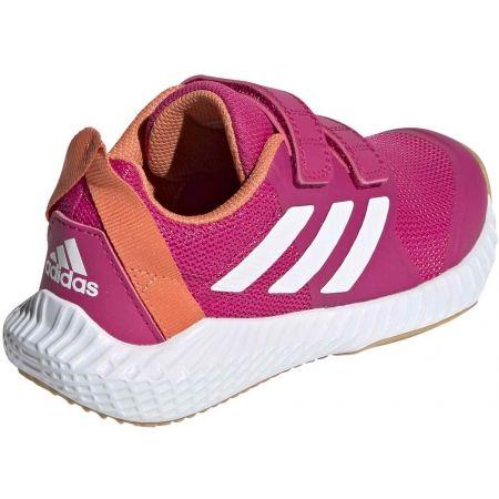 Dětská sálová obuv - adidas FORTAGYM CF K - 6