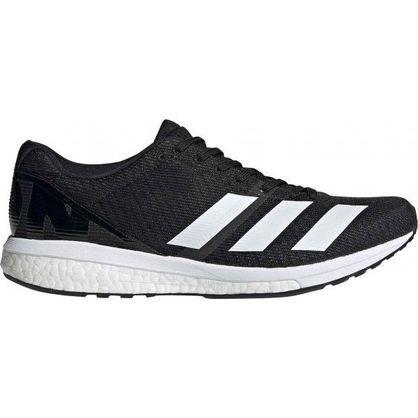 adidas ADIZERO BOSTON 8 čierna 9.5 - Pánska bežecká obuv