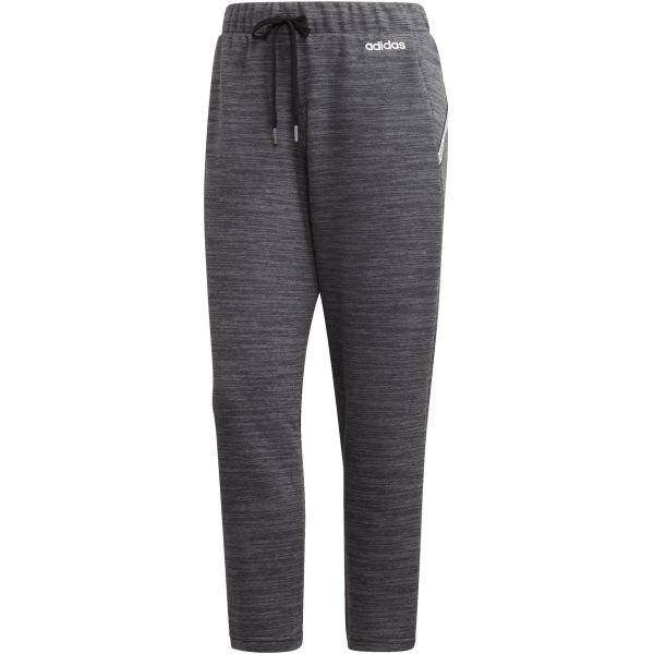 adidas WOMEN EXPRESSIVE 78 PANT tmavo šedá XS - Dámske nohavice