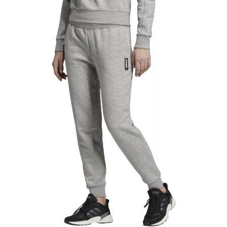 Women's sweatpants - adidas BRILLIANT BASICS TRACKPANTS - 3