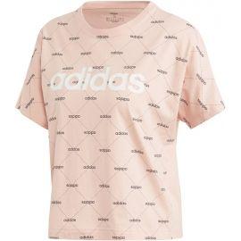 adidas CORE FAVOURITES TEE - Dámské tričko