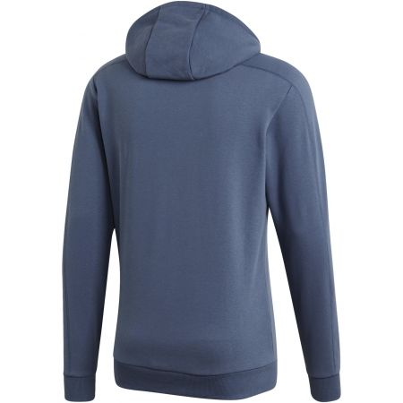 Men's hoodie - adidas BB HDY FRENCH TERRY - 2
