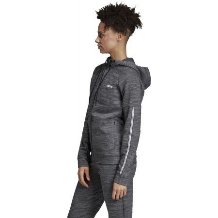 Hanorac sport damă - adidas WOMEN EXPRESSIVE BODYSUIT - 6
