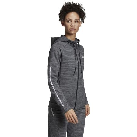 Hanorac sport damă - adidas WOMEN EXPRESSIVE BODYSUIT - 5