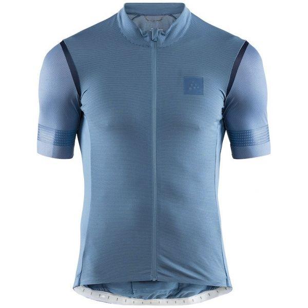 Craft HALE GLOW modrá XL - Pánský cyklistický dres