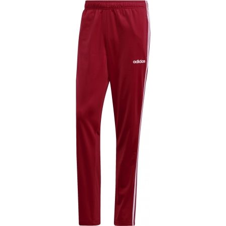 Men's sweatpants - adidas ESSENTIALS 3 STRIPES TAPERED PANT TRICOT - 1
