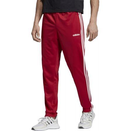 Men's sweatpants - adidas ESSENTIALS 3 STRIPES TAPERED PANT TRICOT - 3