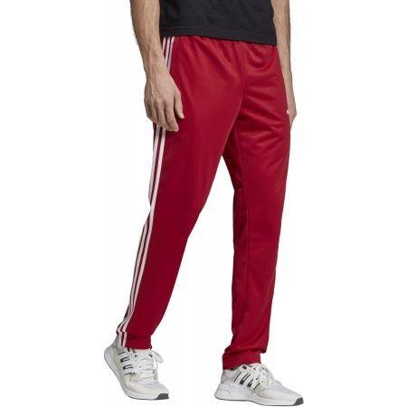 Men's sweatpants - adidas ESSENTIALS 3 STRIPES TAPERED PANT TRICOT - 4