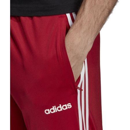 Men's sweatpants - adidas ESSENTIALS 3 STRIPES TAPERED PANT TRICOT - 7