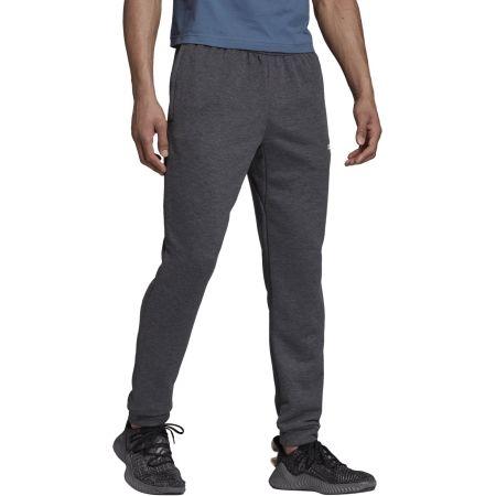 Pánske tepláky - adidas D2M KNIT PANT - 4