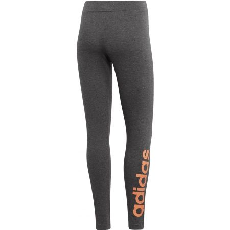 Women's leggings - adidas E LIN TIGHT DENIM - 2