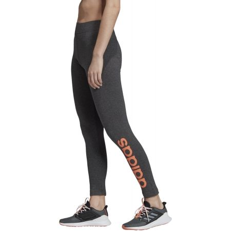 Women's leggings - adidas E LIN TIGHT DENIM - 5