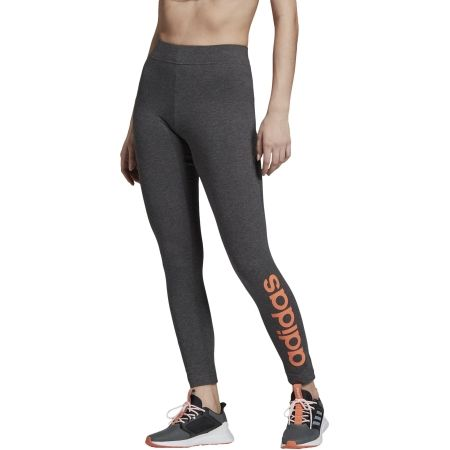 Women's leggings - adidas E LIN TIGHT DENIM - 3