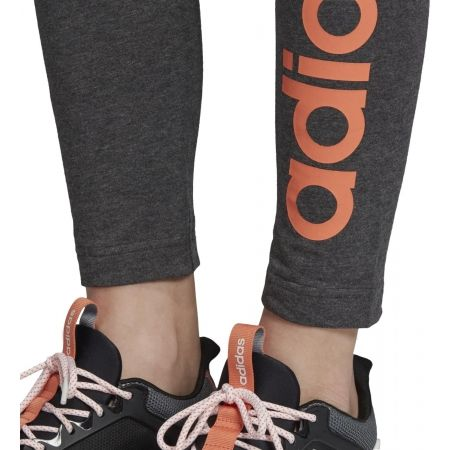 Women's leggings - adidas E LIN TIGHT DENIM - 9
