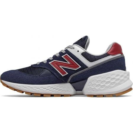 Pánská volnočasová obuv - New Balance MS574ASN - 2