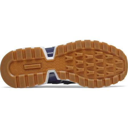 Pánská volnočasová obuv - New Balance MS574ASN - 4