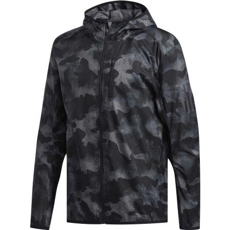 6fdd31f9c Pánska bežecká bunda - adidas OWN THE RUN JKT - 1