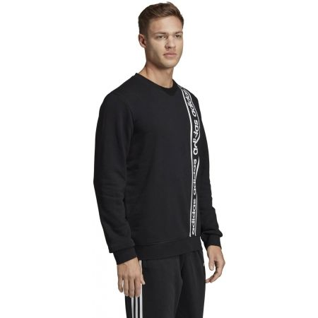 Men's sweatshirt - adidas MENS CELEBRATE THE 90S BRANDED CREW - 5