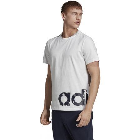 Men's T-shirt - adidas M GRFX LNR TEE 2 - 6