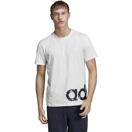 Men's T-shirt - adidas M GRFX LNR TEE 2 - 4