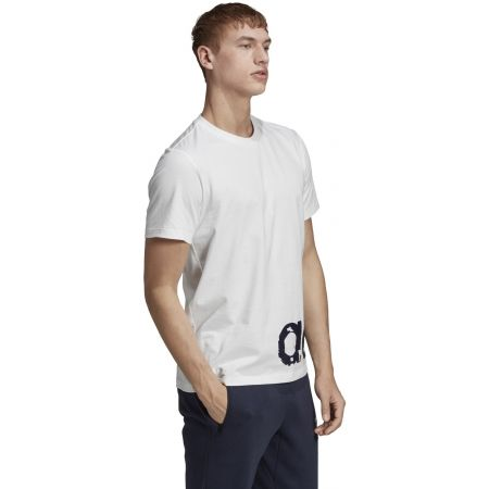 Men's T-shirt - adidas M GRFX LNR TEE 2 - 5