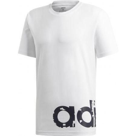 Men's T-shirt - adidas M GRFX LNR TEE 2 - 1