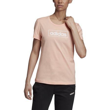 Women's T-shirt - adidas W GRFX BXD T 1 - 3