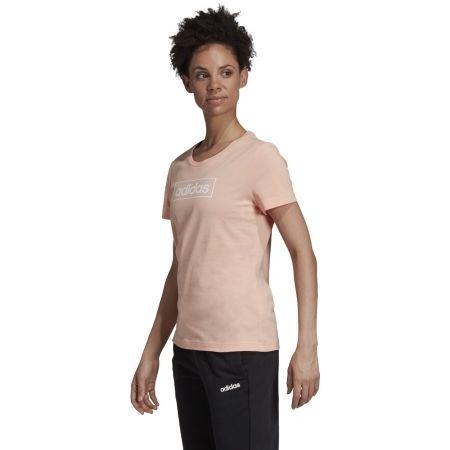 Women's T-shirt - adidas W GRFX BXD T 1 - 6