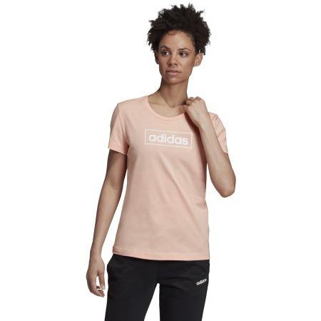 Women's T-shirt - adidas W GRFX BXD T 1 - 4