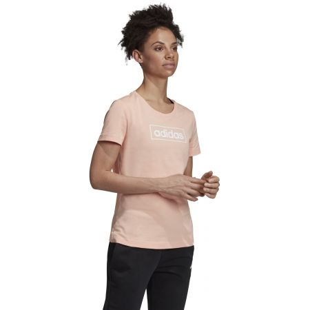 Women's T-shirt - adidas W GRFX BXD T 1 - 5