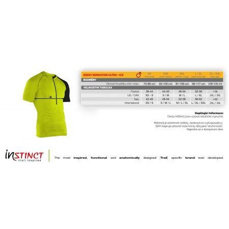Tricou de alergare bărbați - Instinct ICE SENSATION - 2