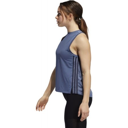 Women's tank top - adidas 3S LOOSE TANK - 6