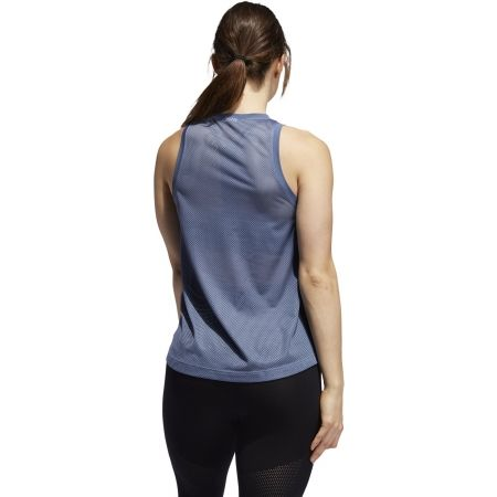 Women's tank top - adidas 3S LOOSE TANK - 7