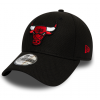 Pánská klubová kšiltovka - New Era 39THIRTY DIAMOND CHICAGO BULLS - 1