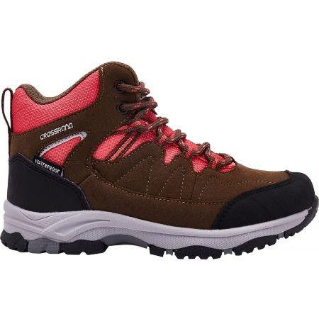 Dětská treková obuv - Crossroad DISCO - 3