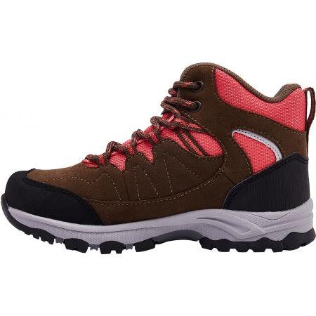 Dětská treková obuv - Crossroad DISCO - 4